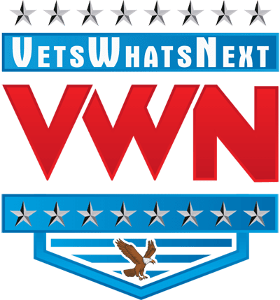 Veterans Military Benefits | Veteran Jobs | Veteran Resources | Veteran Discounts | vetswhatsnext.org Logo