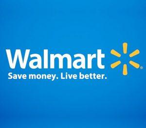 Walmart Logo Companies that hire Veterans