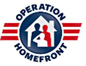 Operation Homefront logo and link to website