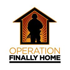 Operation finally home logo and link to webiste