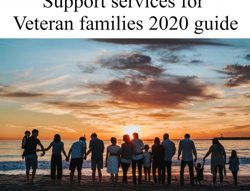 Support services for Veteran families 2020 Guide   Vets Whats Next