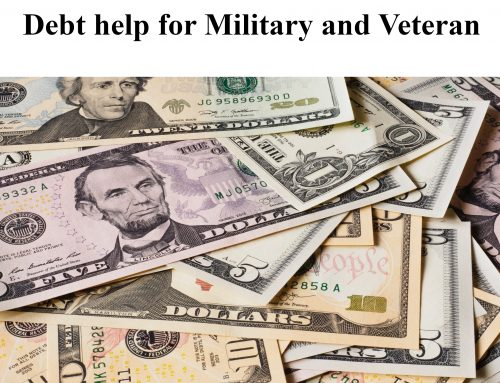 Debt help for Military and Veteran