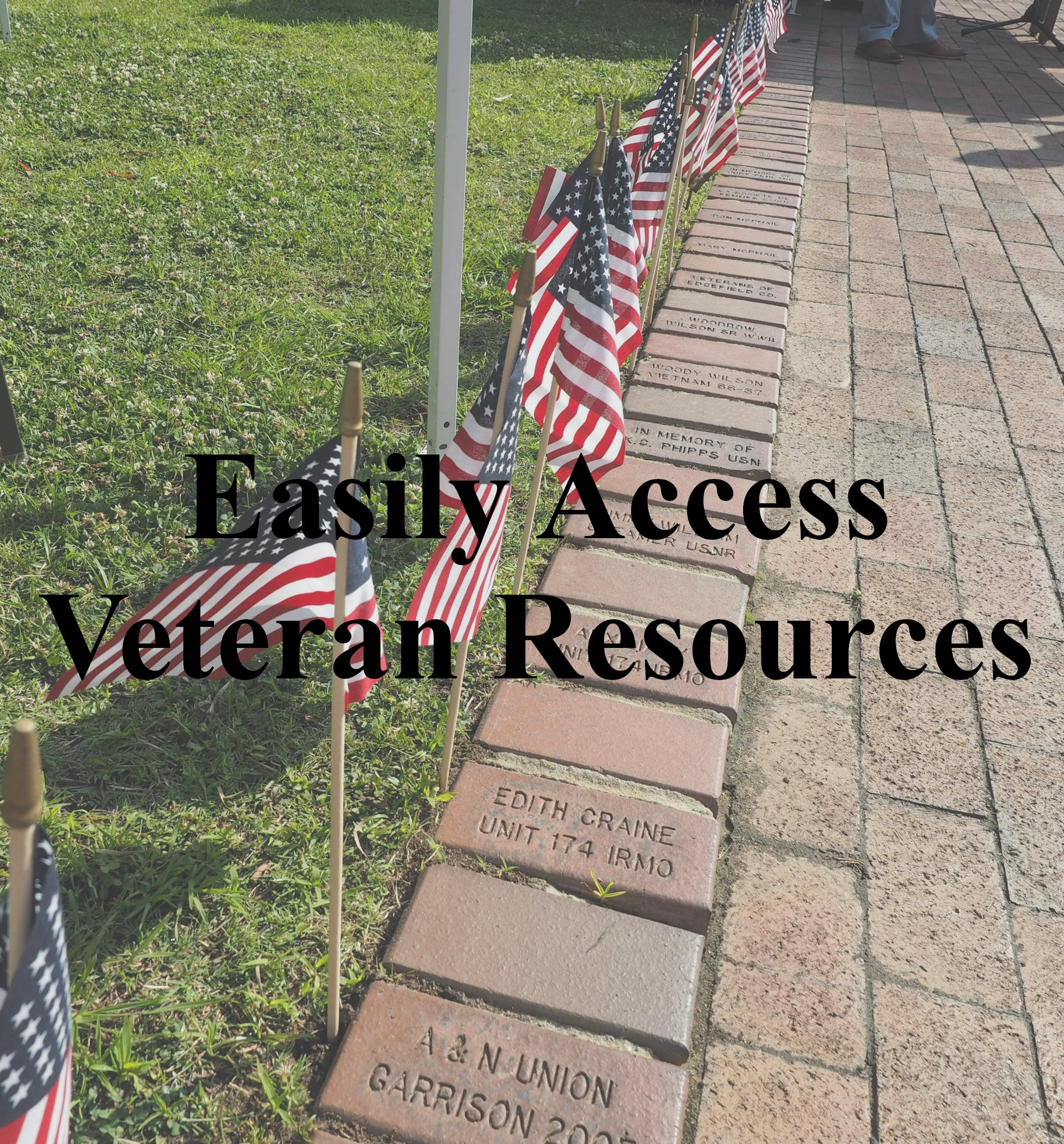Easily Access Veteran Resources VetsWhatsNext