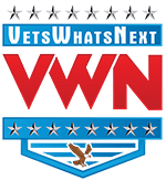 Veterans Military Benefits | Veteran Jobs | Veteran Resources | Veteran Discounts | vetswhatsnext.org Logo